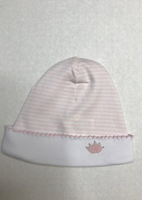 Mud Pie French Knot Crown Cap