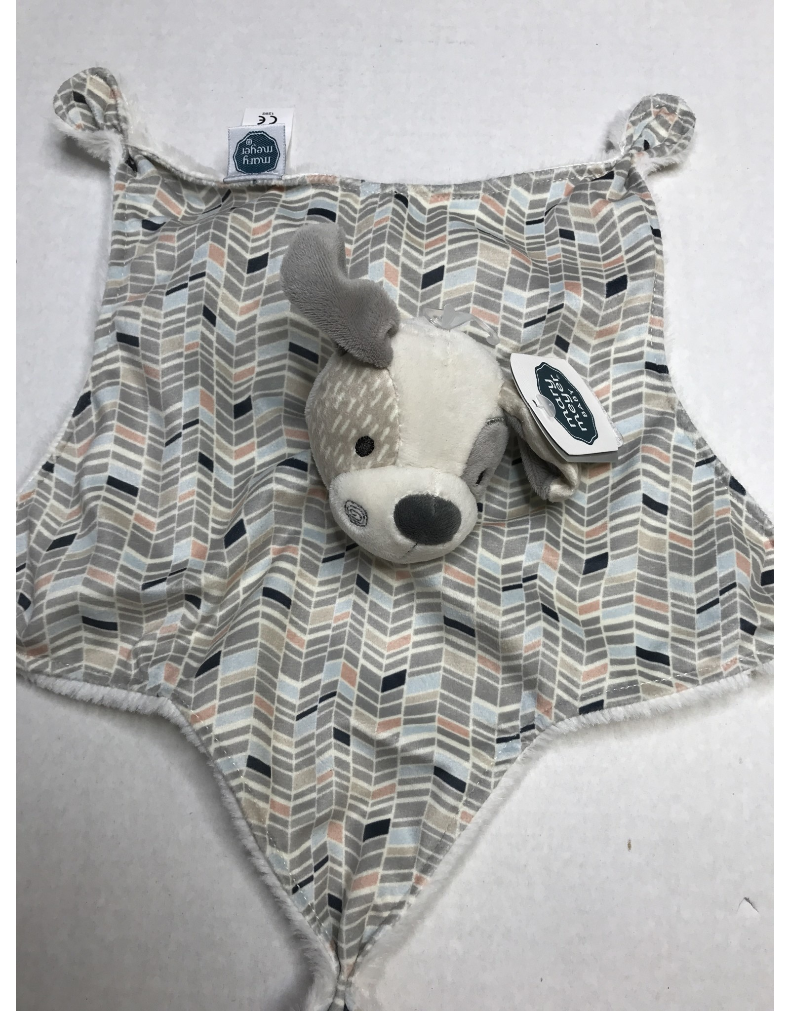 Mary Meyer Decco Pup Character Blanket