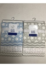 Rose Textiles 4Pk Receiving Blanket