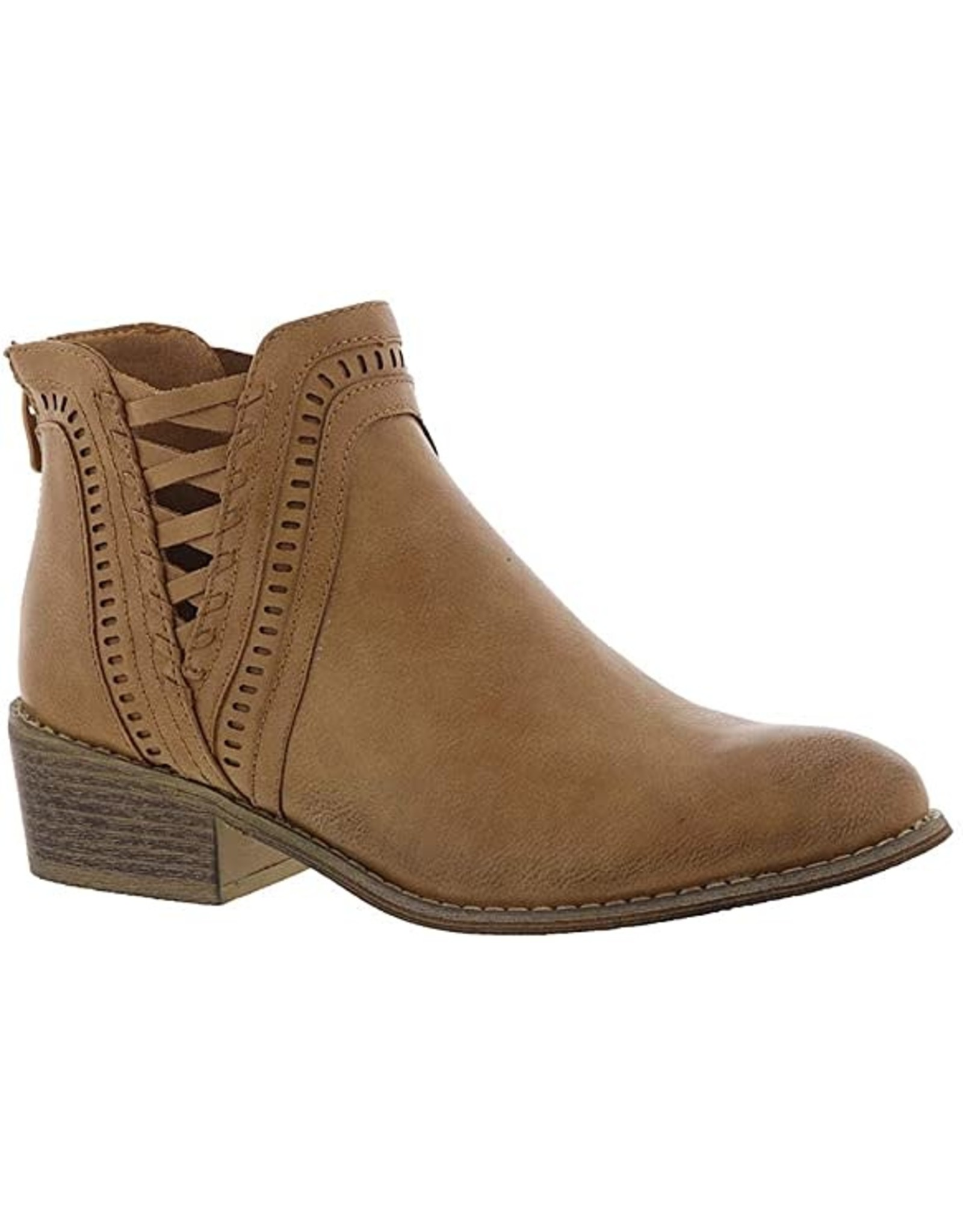 Corky's Detailed Bootie-Camel