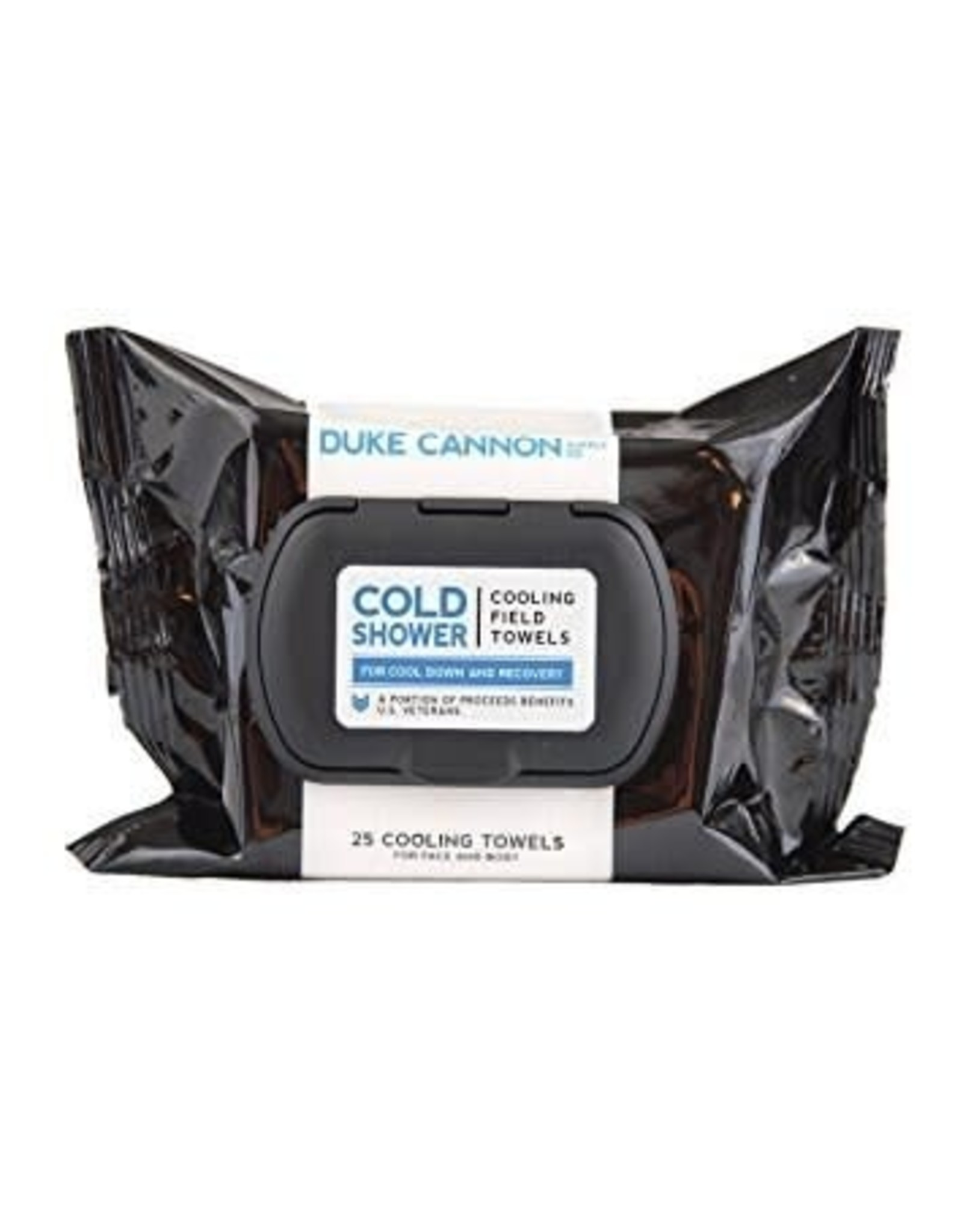 Duke Cannon Supply Co Cold Shower Cooling FIeld Towel