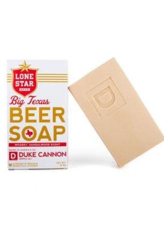 Duke Cannon Supply Co Big Texas Beer Soap