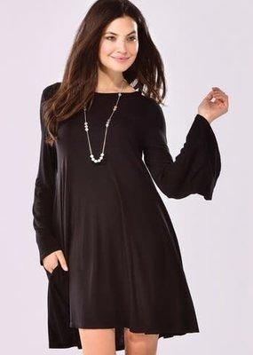Charlie Paige Charlie Paige Black Dress