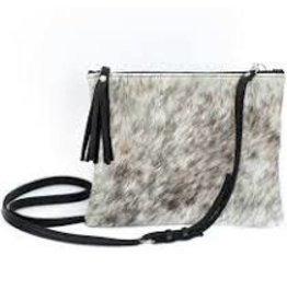 Beaudin Designs Cowhide Crossbody Bag