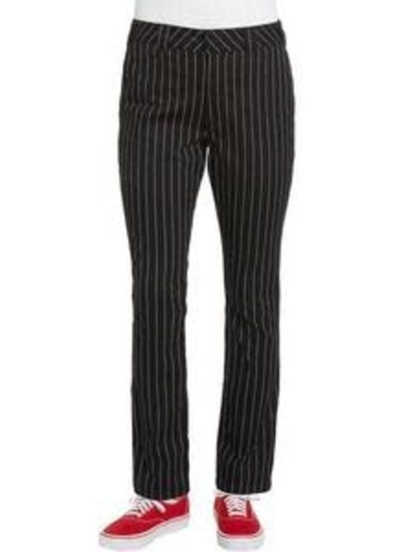 Dickies 4 Pocket Skinny Pants w Stripes