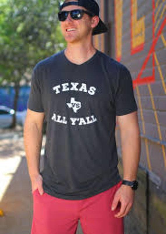 Burlebo Texas vs. All Y'all