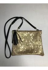 Beaudin Designs Cowhide Crossbody Bag