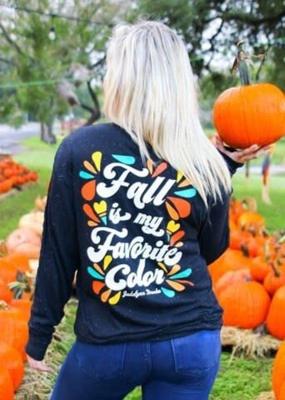 Jadelynn Brooke Fall is my Favorite Color LS-XL