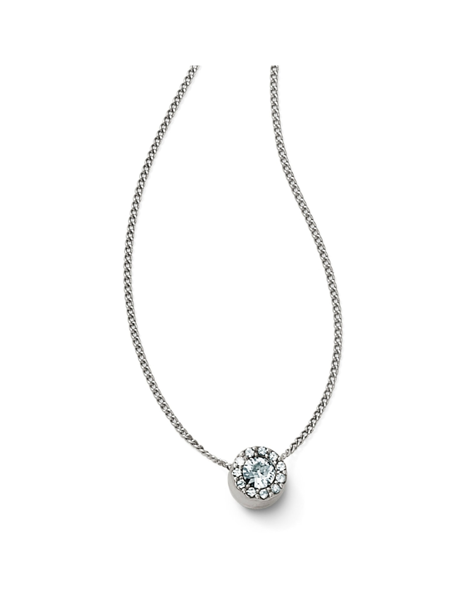 Brighton Illumina Mini Solitaire Necklace