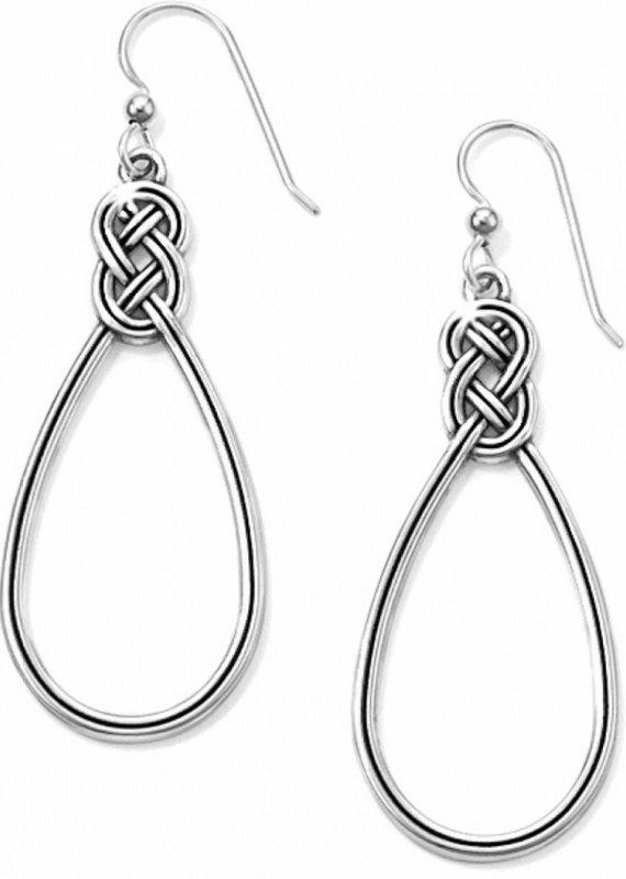 Brighton Interlock French Wire Earrings
