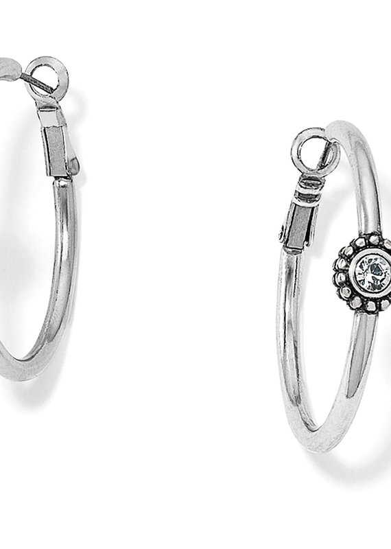Brighton Twinkle Medium Hoops