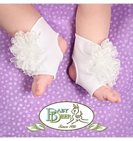 Baby Deer Peep Toe Sock