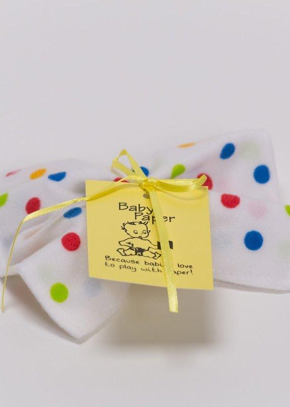 Baby Paper Baby Paper-Polka Dots