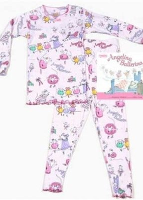 Books To Bed Angelina Set With Book-3T