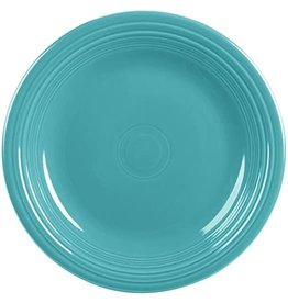 """Fiesta Fiesta Turq 9""""  Plate"""