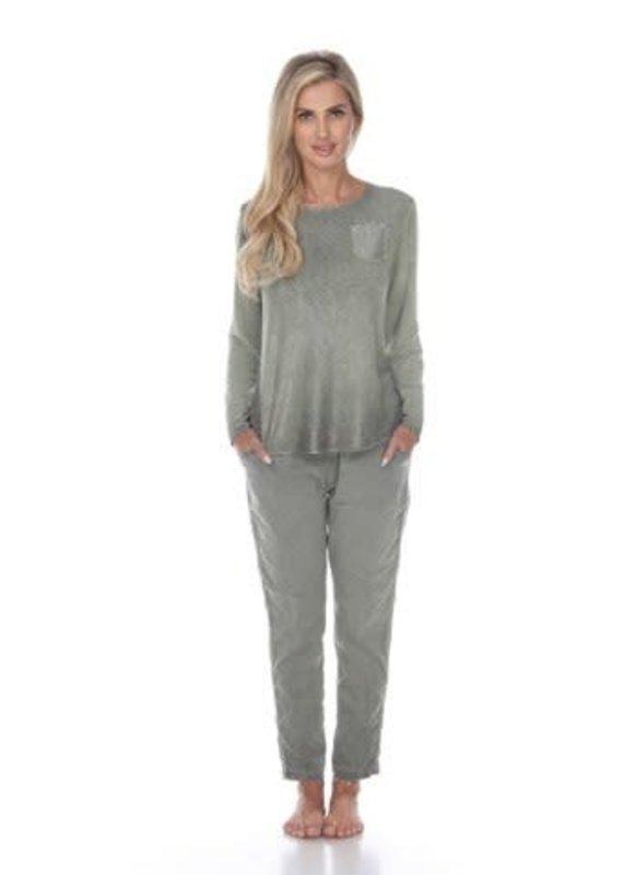 Flora Ashley Long Sleeve Top