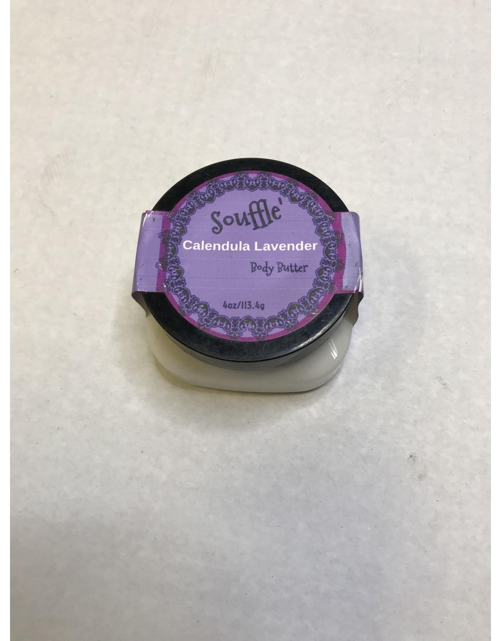 A Yummy Apology Lavender Body Souffle'