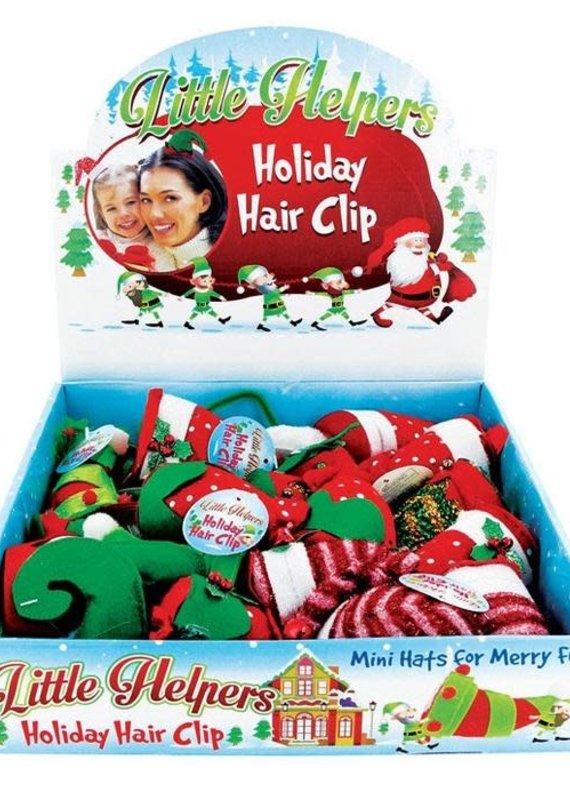 DM Merchandising Holiday Hat Clip