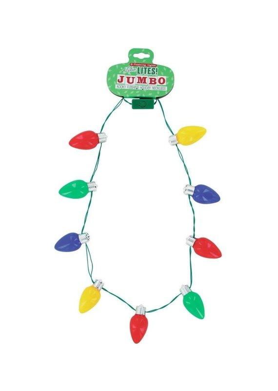 DM Merchandising Flashing Holiday Necklace
