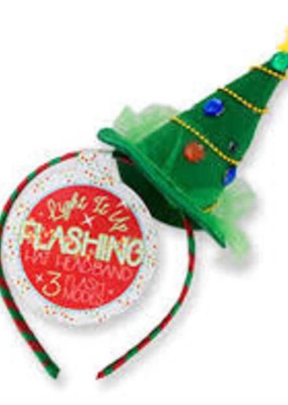 DM Merchandising Light Up Tree Headband