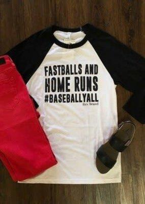 LHTX Fastballs and Homeruns