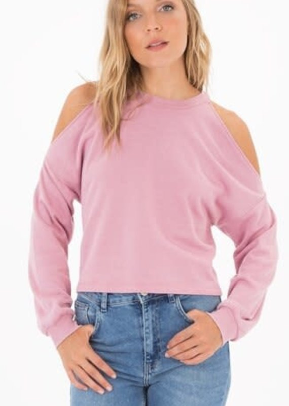 Z-Supply The Cropped Cold Shoulder P/O-L