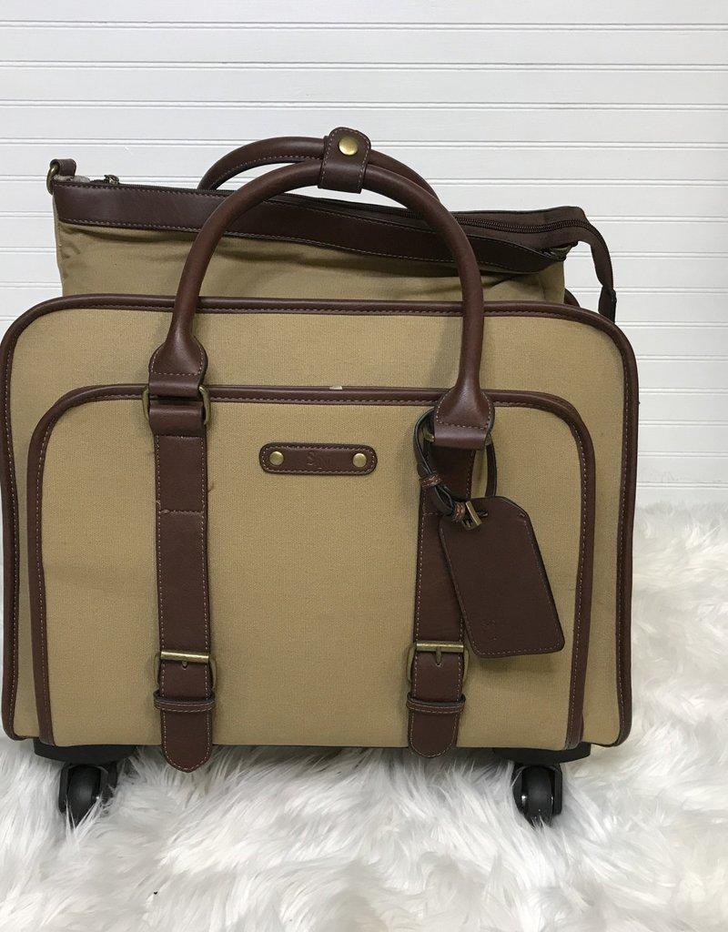 CANVAS Canvas Roller Bag