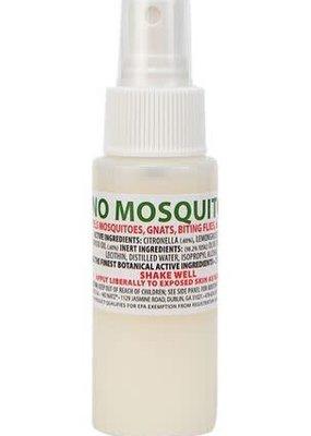 No Natz Inc No Mosquitoz 2oz Green Bottle