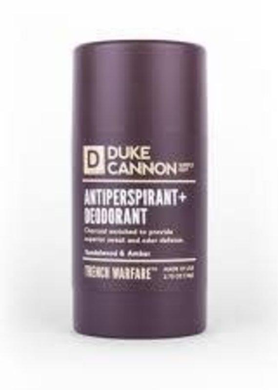 Duke Cannon Supply Co Sandalwood & Amber Deodorant