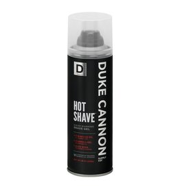 Duke Cannon Supply Co Shave Warming Gel