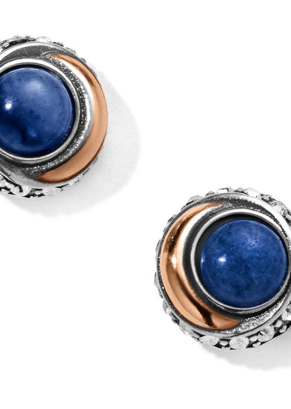 Brighton Neptune's Rings Blue Button