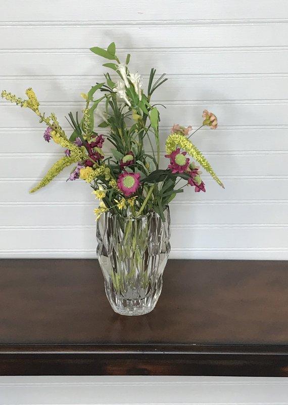 FJ WHalen Quartz Vase