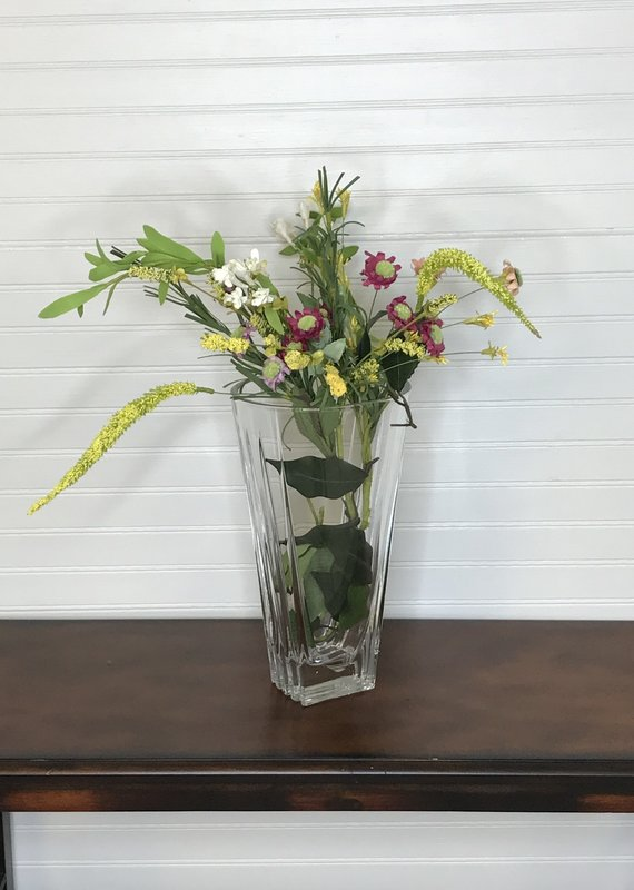 FJ WHalen Vase Art Deco 11'