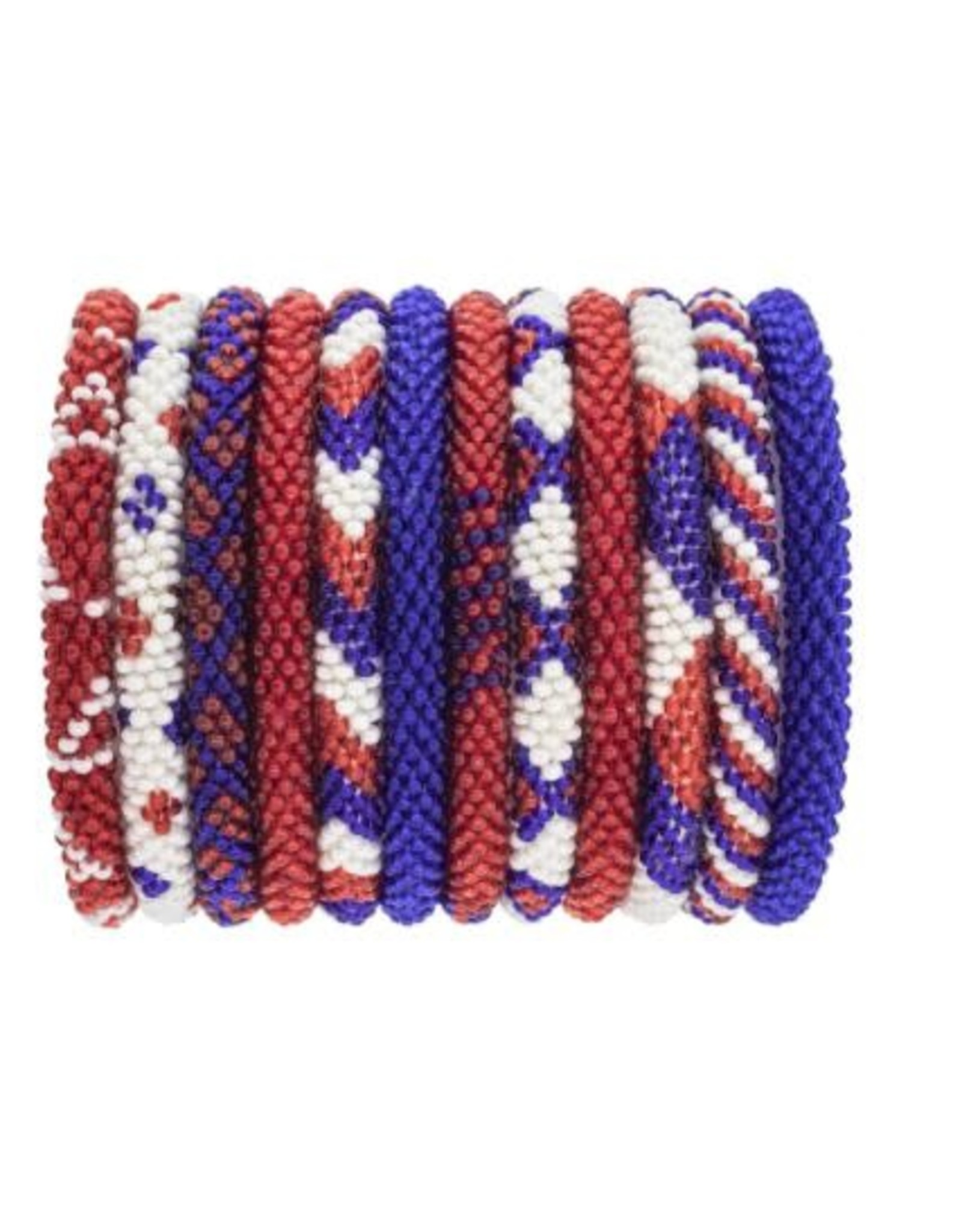 Aid Through Trade Game Day Roll-On Bracelets