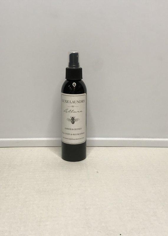 Allure Home Fragrance Linen Spray 6 oz-Amber & Honey