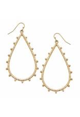 CANVAS Della Teardrop Earrings