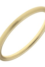 CANVAS Arabella Bangle-Gold
