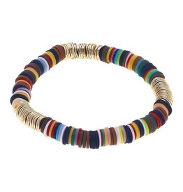 CANVAS Emberly Color Block Bracelets