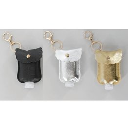 Accent Accessories Hand Sanitizer Key Ring