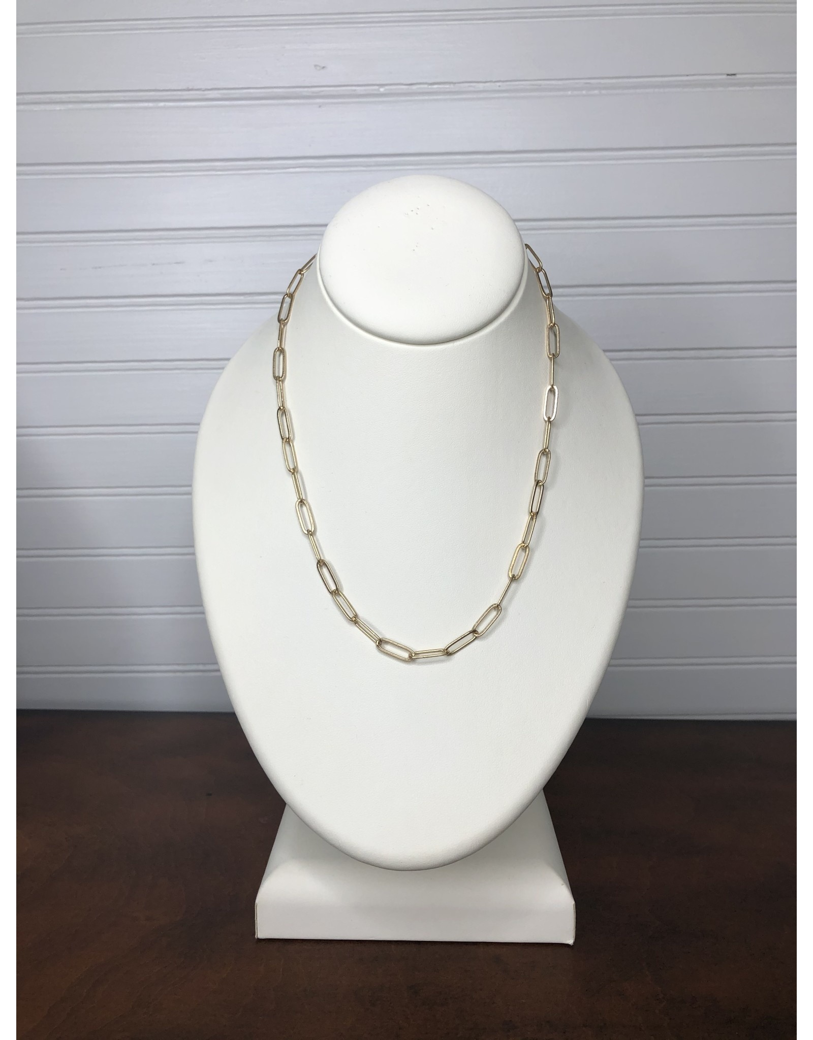 """CANVAS Elodie Chain Layering Necklace-18"""""""