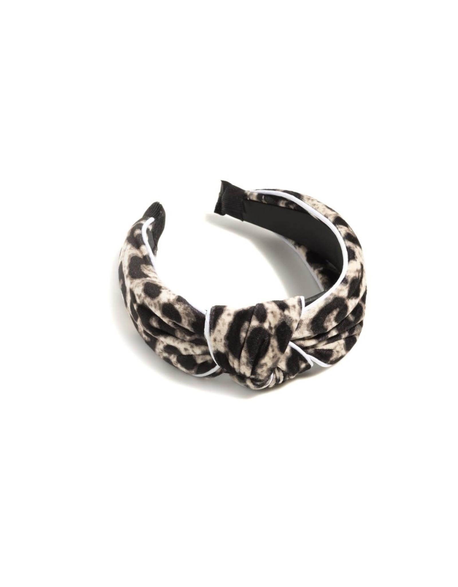 ShiraLeah Leopard Headband