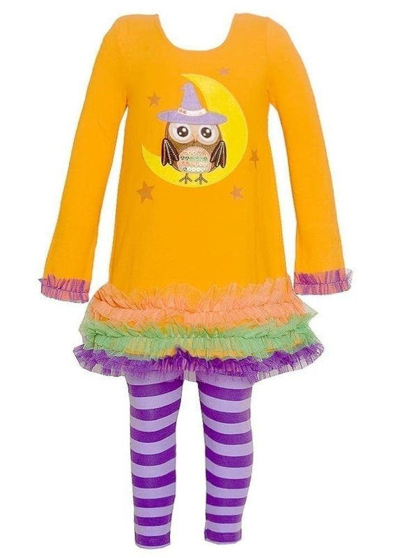 Gerson & Gerson Owl Outfit