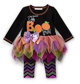 Gerson & Gerson Fa-BOO-lous Black Outfit