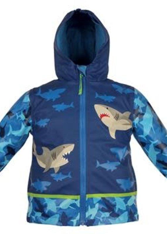 Stephen Joseph Shark Raincoat