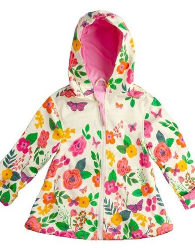 Stephen Joseph Butterfly Raincoat