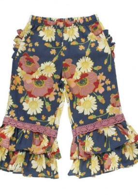 Rufflebutts Blossom Bliss Ruffle Pants