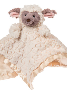 Mary Meyer Putty Lamb Character Blanket