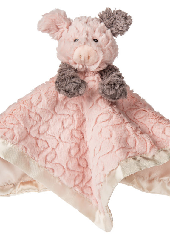 Mary Meyer Putty Piglet Character Blanket