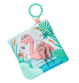 Mary Meyer Tingo Flamingo Crinkle Teether