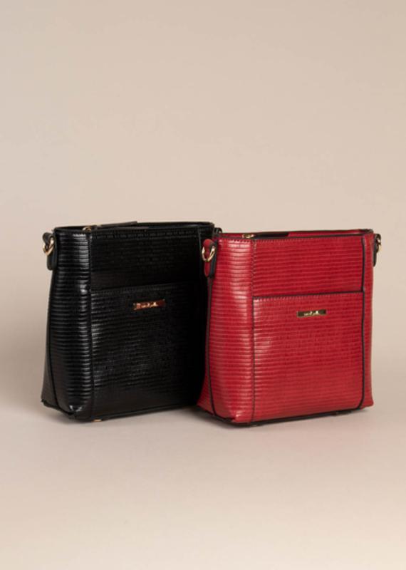 Simply Noelle Viper Messenger Bag